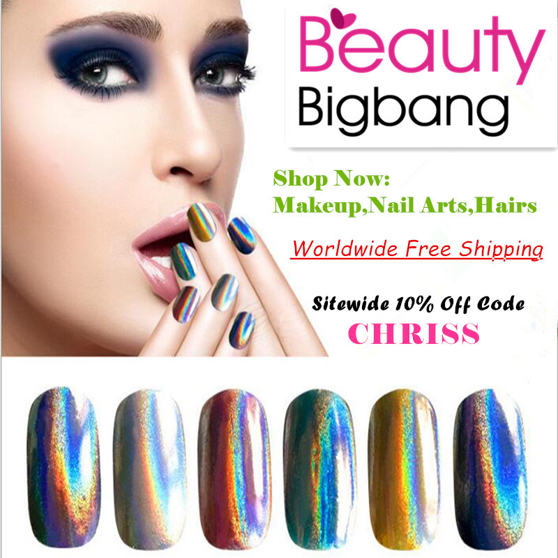 BeautyBigBang 10% off coupon code: CHRISS